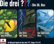 Die drei ??? - Box 38 (Folgen 113-115) (drei Fragezeichen)