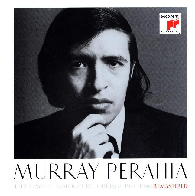 Murray Perahia-The Complete Analogue Recordings
