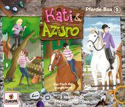 Kati & Azuro Box 05 (Folgen 13, 14, 15)
