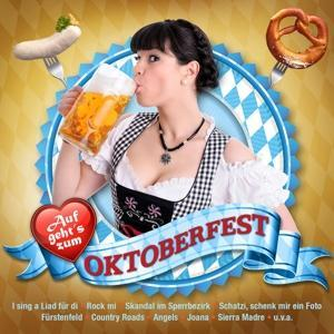 Auf Geht´s Zum Oktoberfest