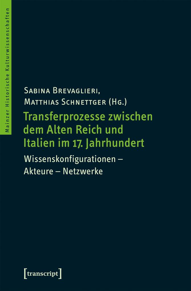Transferprozesse zwischen dem Alten Reich und I...