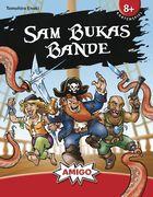 Pegasus AMI01751 - Sam Bukas Bande, Kartenspiel
