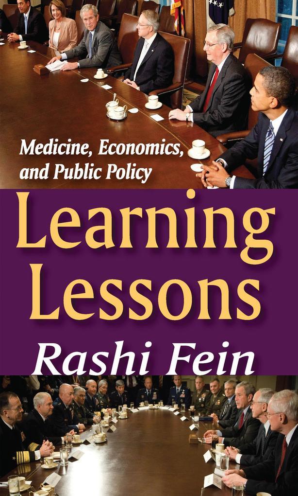 Learning Lessons als eBook Download von Rashi Fein