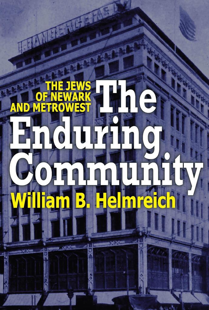 Enduring Community als eBook Download von
