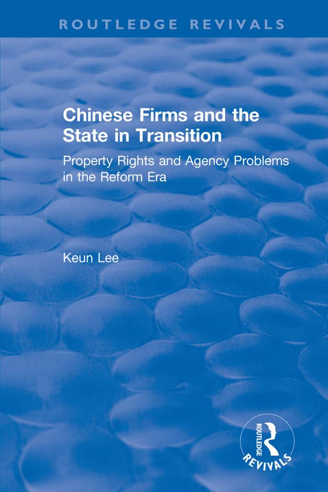 Revival: Chinese Firms and the State in Transit...