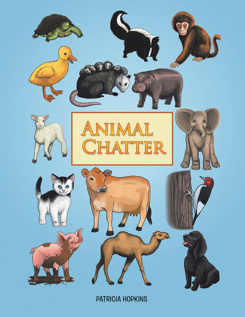 Animal Chatter als eBook Download von Patricia ...