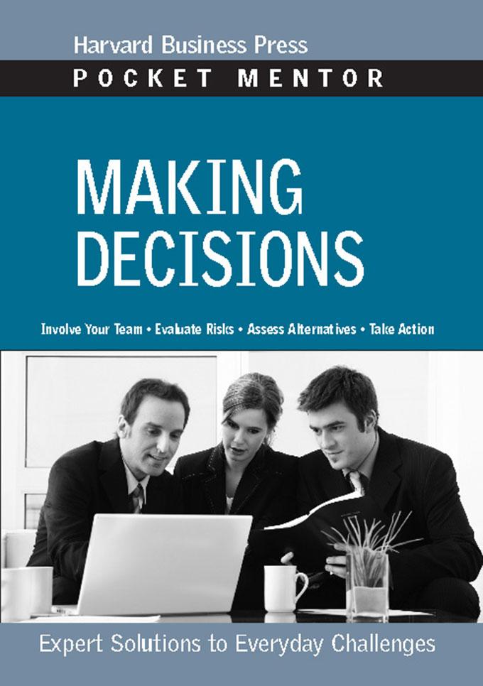 Making Decisions als eBook Download von