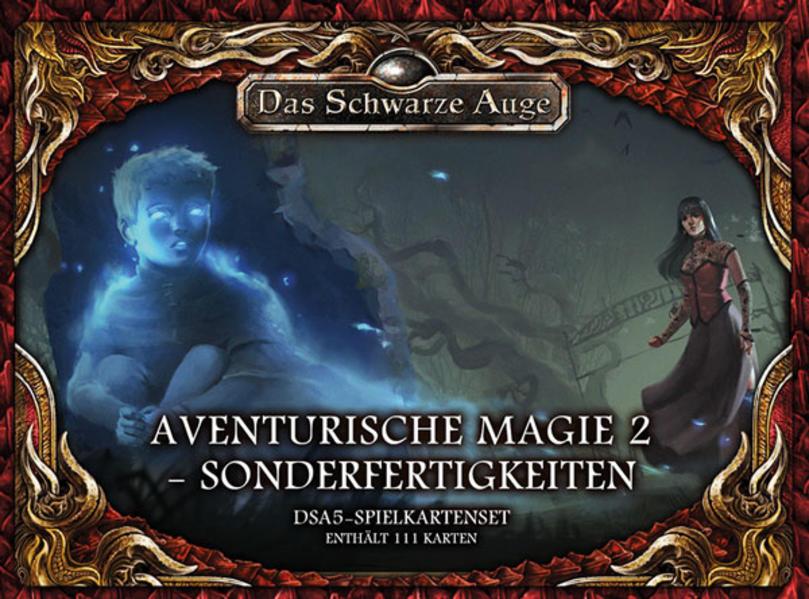 Image of Das Schwarze Auge - Aventurische Magie 2: Sonderfertigkeiten