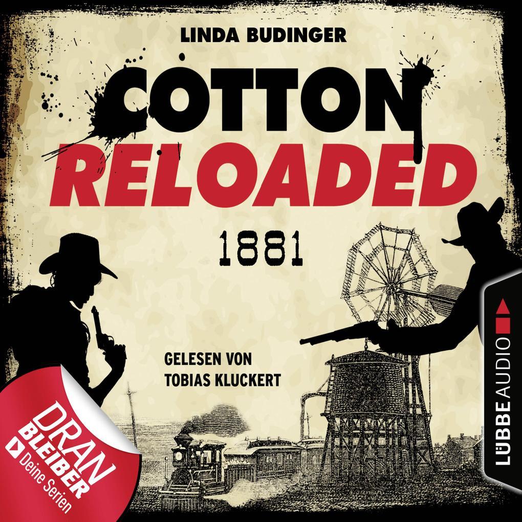 Jerry Cotton, Cotton Reloaded, Folge 55: 1881 -...