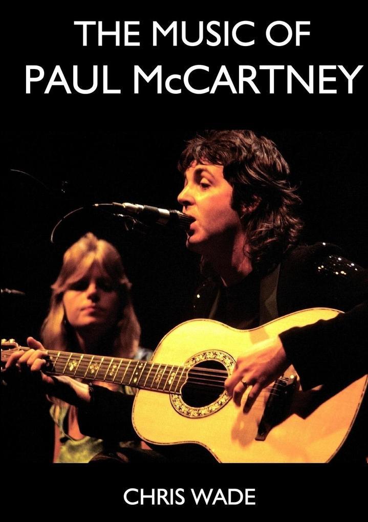 The Music of Paul McCartney als Taschenbuch von...