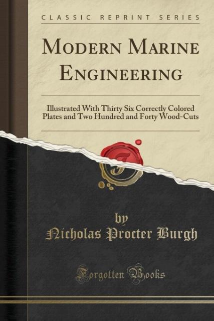 Modern Marine Engineering als Taschenbuch von N...