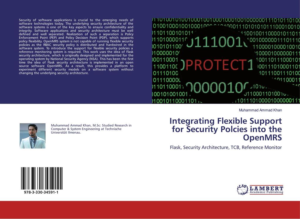 Integrating Flexible Support for Security Polcies into the OpenMRS