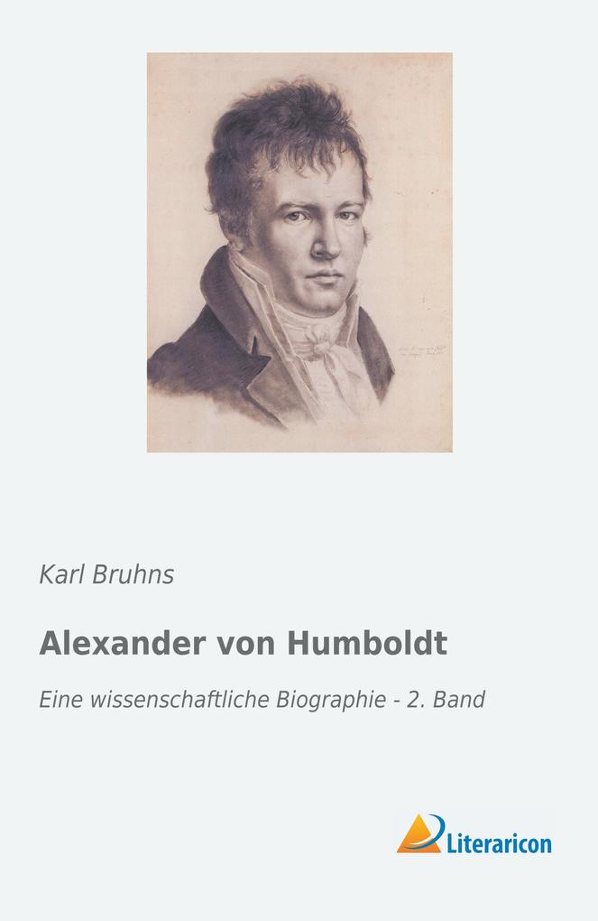 Alexander von Humboldt als Buch von