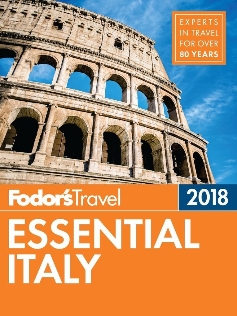 Fodor´s Essential Italy 2018 als eBook Download...