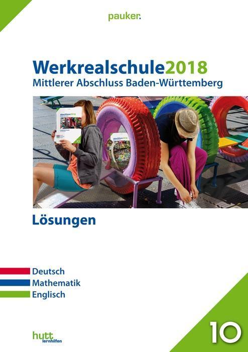Werkrealschule 2018 - Mittlerer Abschluss Baden...