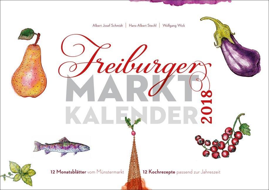 Freiburger Marktkalender 2018