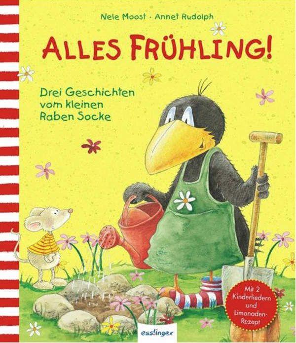 Der kleine Rabe Socke: Alles Frühling! als Buch...