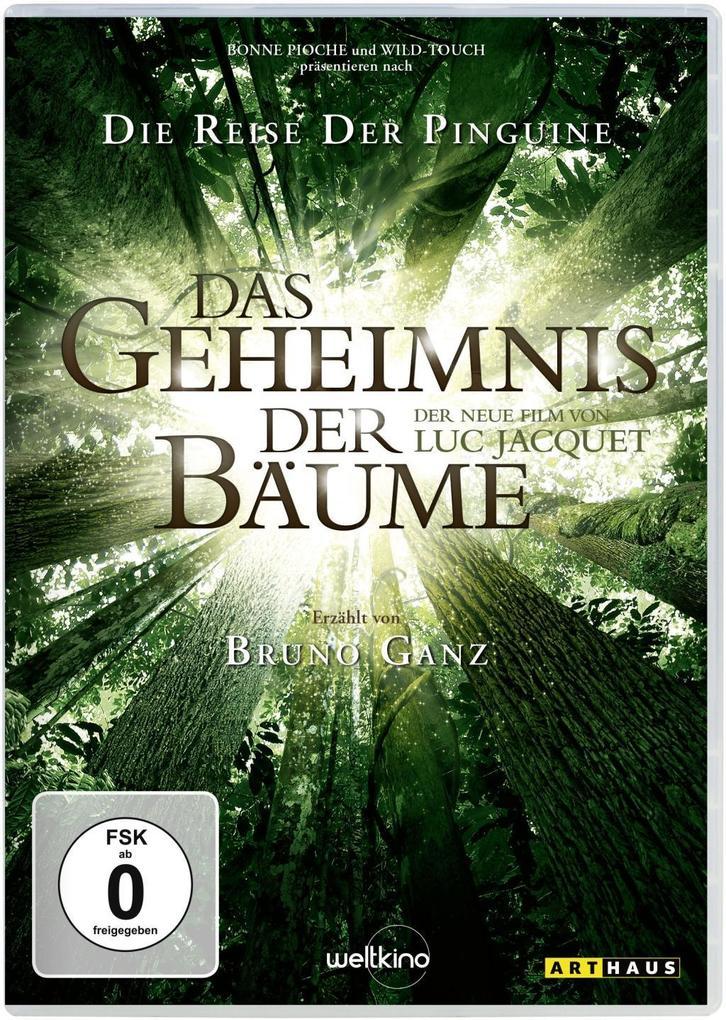 Das Geheimnis der Bäume als DVD