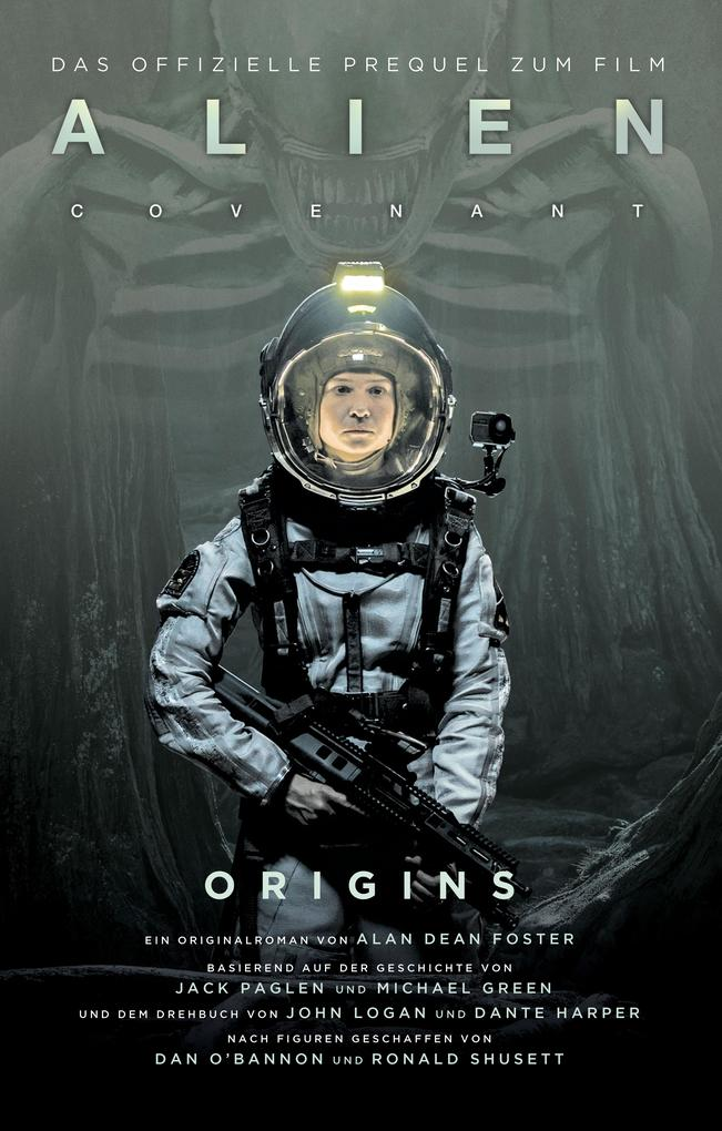 ALIEN COVENANT: ORIGINS als eBook