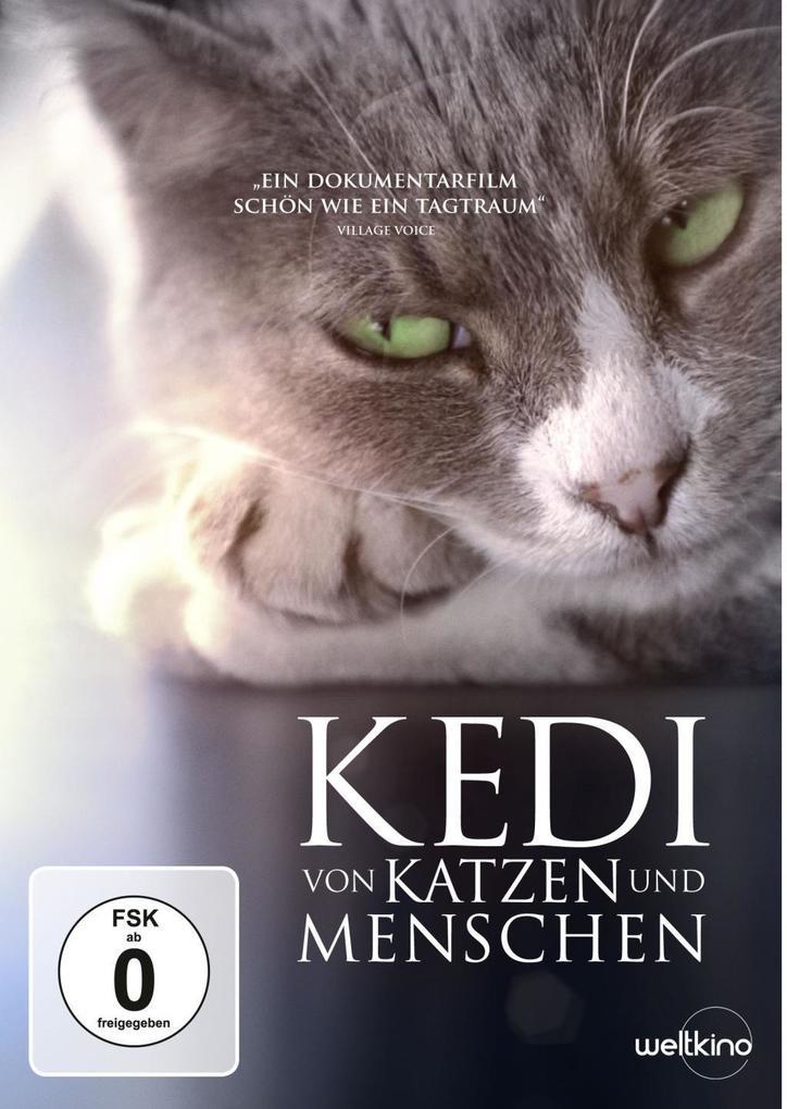 Kedi - Von Katzen und Menschen als DVD
