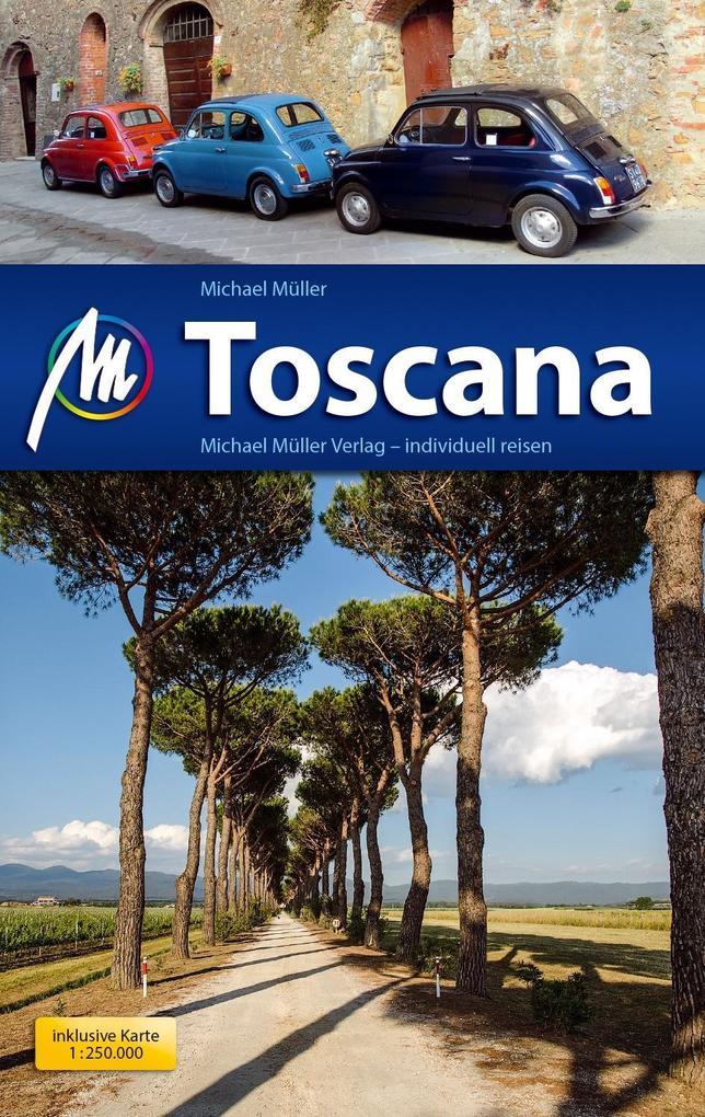 Toscana Reiseführer Michael Müller Verlag als Buch