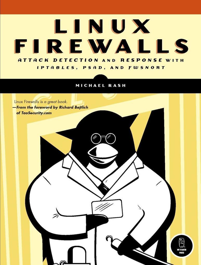 Linux Firewalls als eBook Download von Michael ...