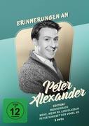 Erinnerungen an Peter Alexander, Edition 1