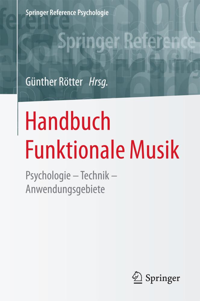 Handbuch Funktionale Musik als Buch