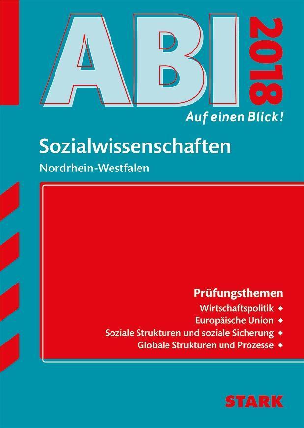Abi - auf einen Blick! Sozialwissenschaften Nordrhein-Westfalen als Buch