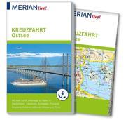 MERIAN live! Reiseführer Kreuzfahrt Ostsee