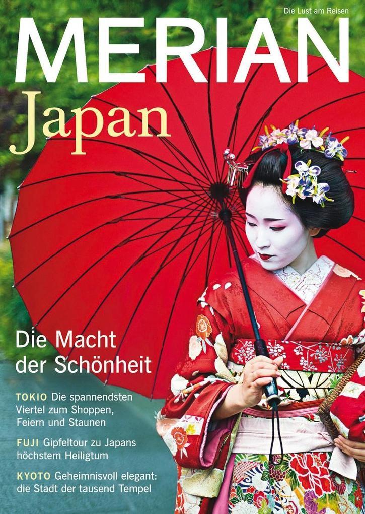 MERIAN Japan als Buch von