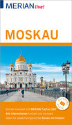 MERIAN live! Reiseführer Moskau