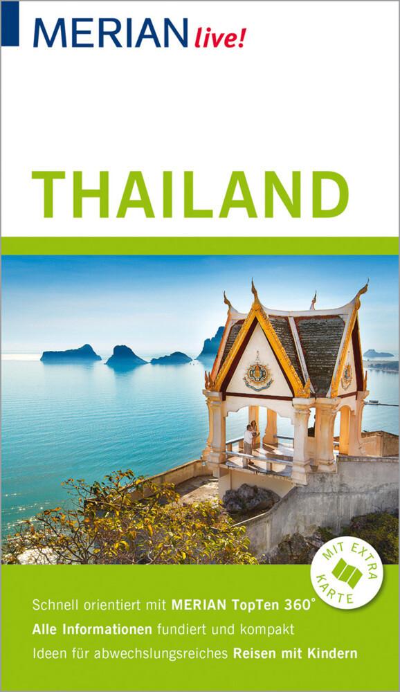 MERIAN live! Reiseführer Thailand als Buch von ...