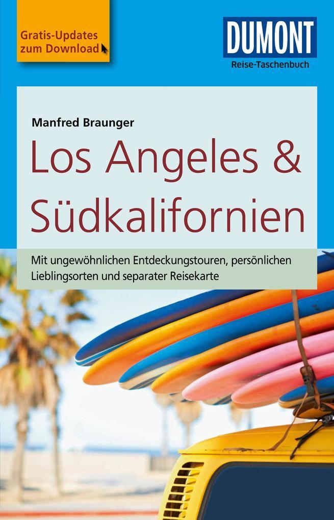 DuMont Reise-Taschenbuch Reiseführer Los Angeles & Südkalifornien als eBook pdf