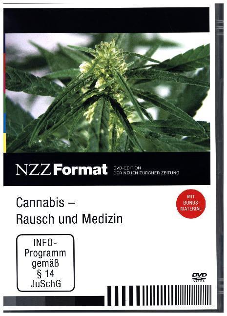 Cannabis - Rausch und Medizin, 1 DVD