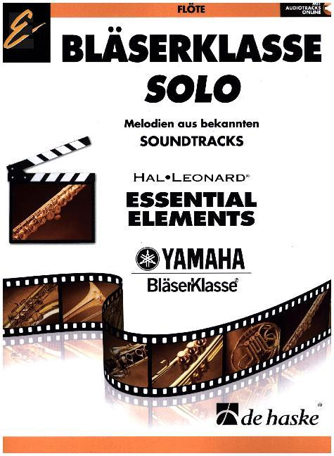 BläserKlasse Solo - Flöte als Buch von