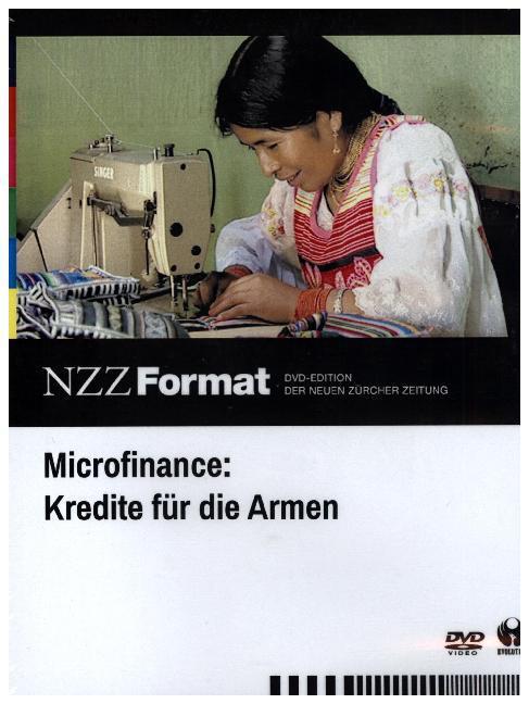 Microfinance Kredite für die Armen, 1 DVD