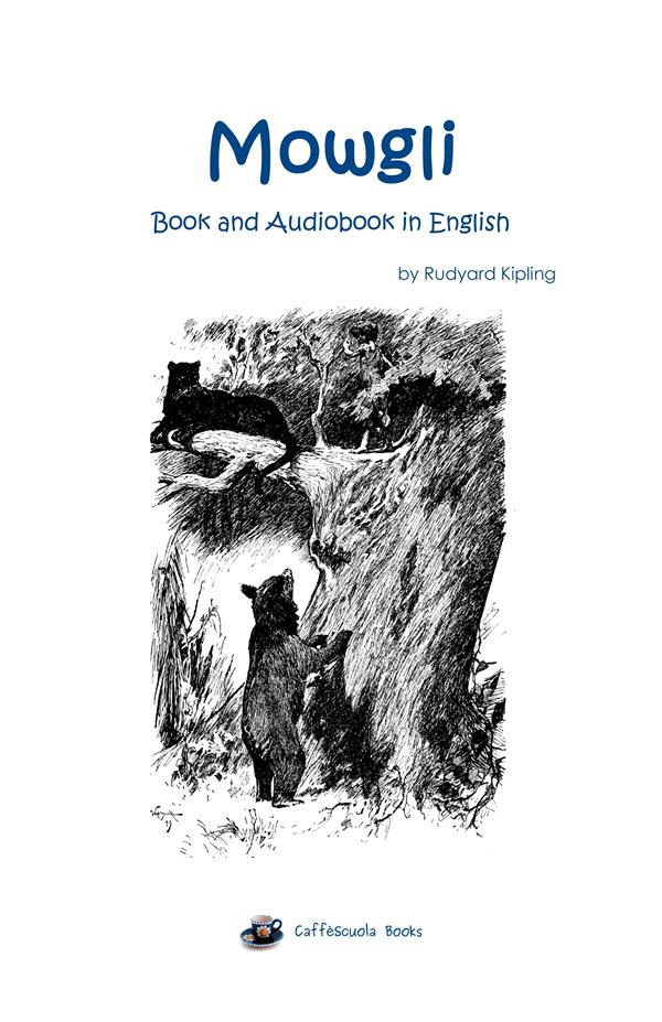 Mowgli - Book and Audiobook in English als eBoo...