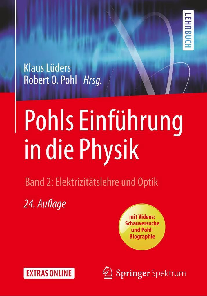 Pohls Einführung in die Physik als Buch von