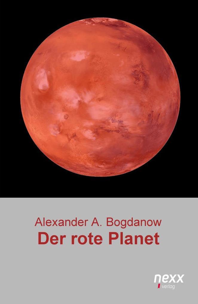 Der rote Planet als Buch