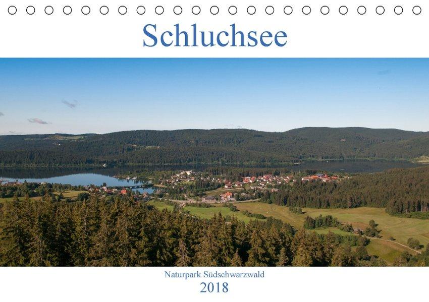Schluchsee Naturpark Südschwarzwald (Tischkalen...