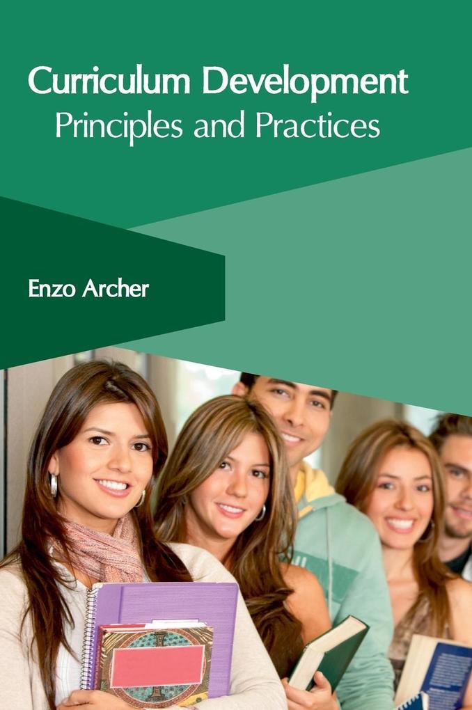 Curriculum Development als Buch von
