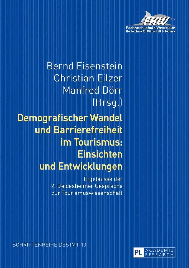 Demografischer Wandel und Barrierefreiheit im T...