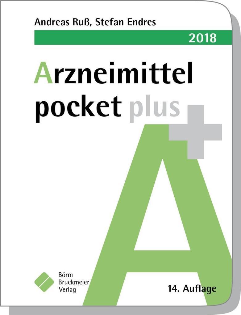 Arzneimittel pocket plus 2018 als Buch