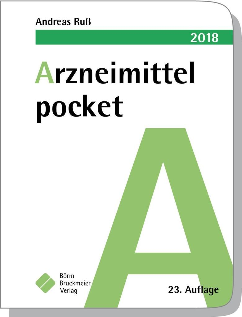 Arzneimittel pocket 2018 als Buch