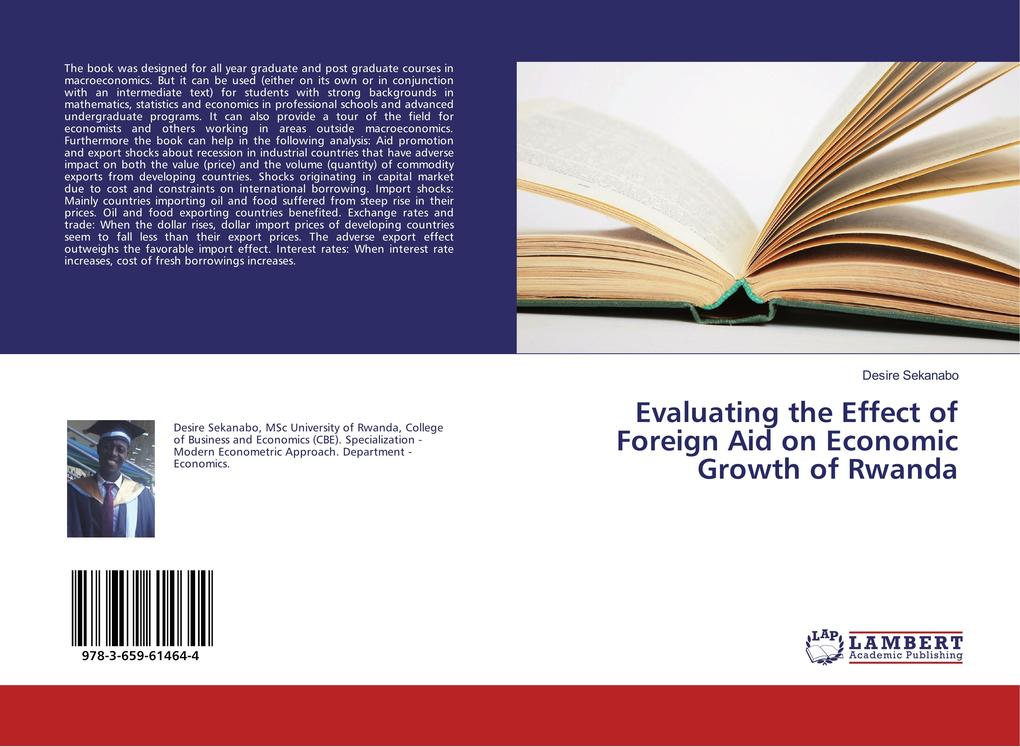 Evaluating the Effect of Foreign Aid on Economi...