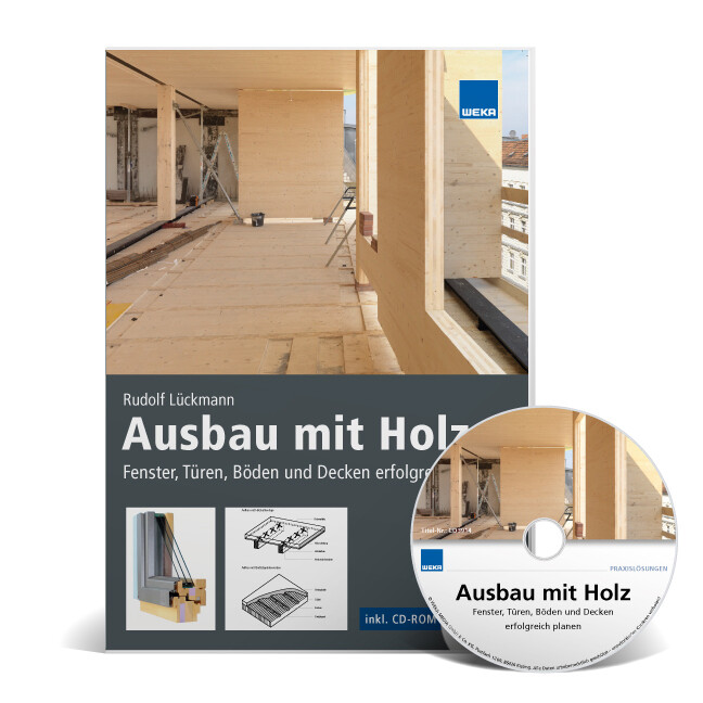 Ausbau mit Holz, m. CD-ROM als Buch von Rudolf ...
