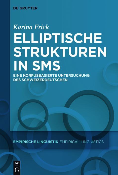 Elliptische Strukturen in SMS als eBook Downloa...