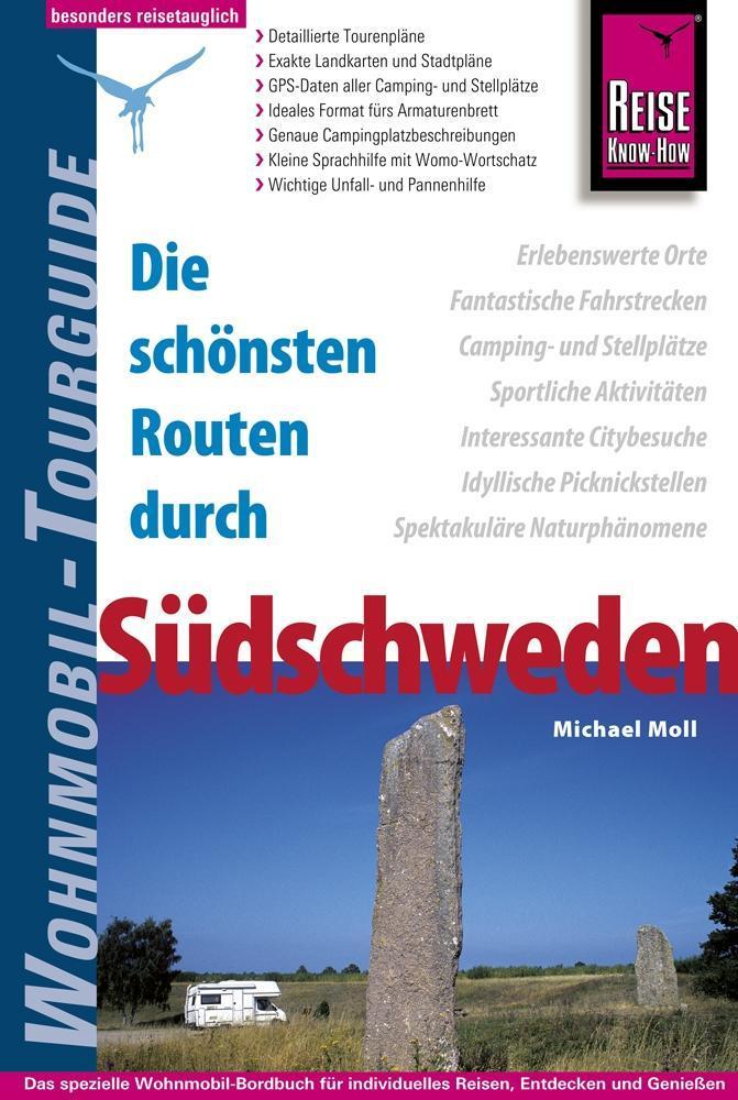 Reise Know-How Wohnmobil-Tourguide Südschweden als Buch