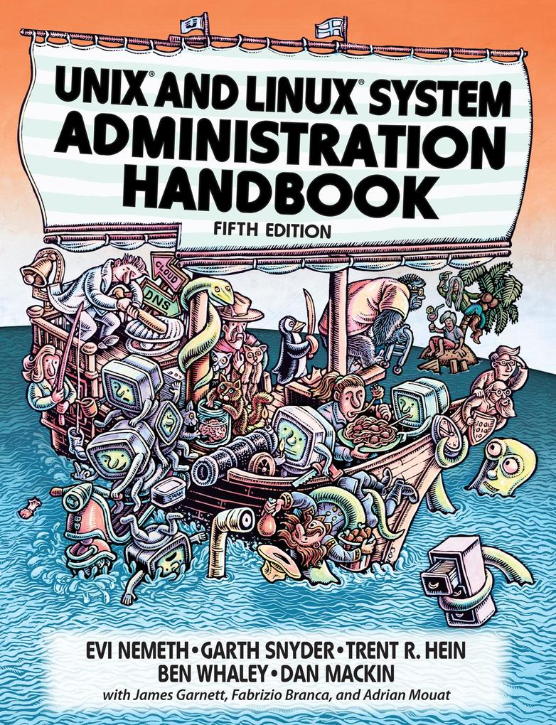 UNIX and Linux System Administration Handbook a...